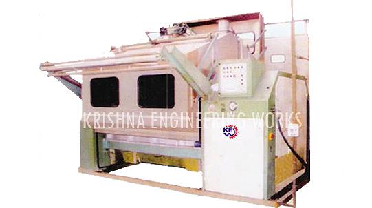 Semi Automatic Maxi Close Type Jumbo Jigger Machine