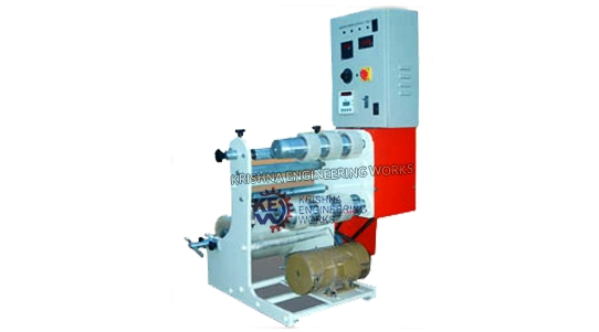 BOPP Slicer Machine
