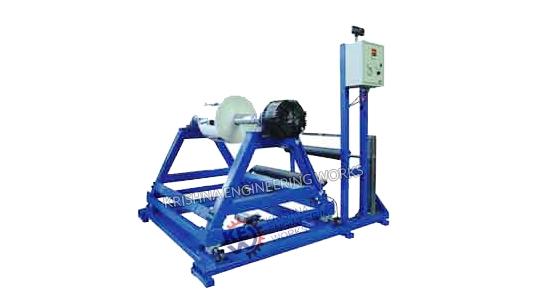 Rewinder Machine