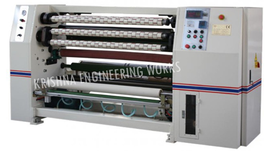 BOPP Cutting Machine